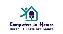 Settlement Centre Waikato Computer in Homes Logo