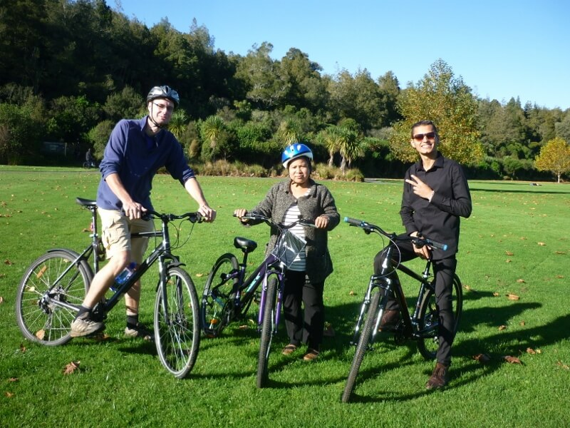 Refugee Cycle Training pilot rolls out in the Waikato